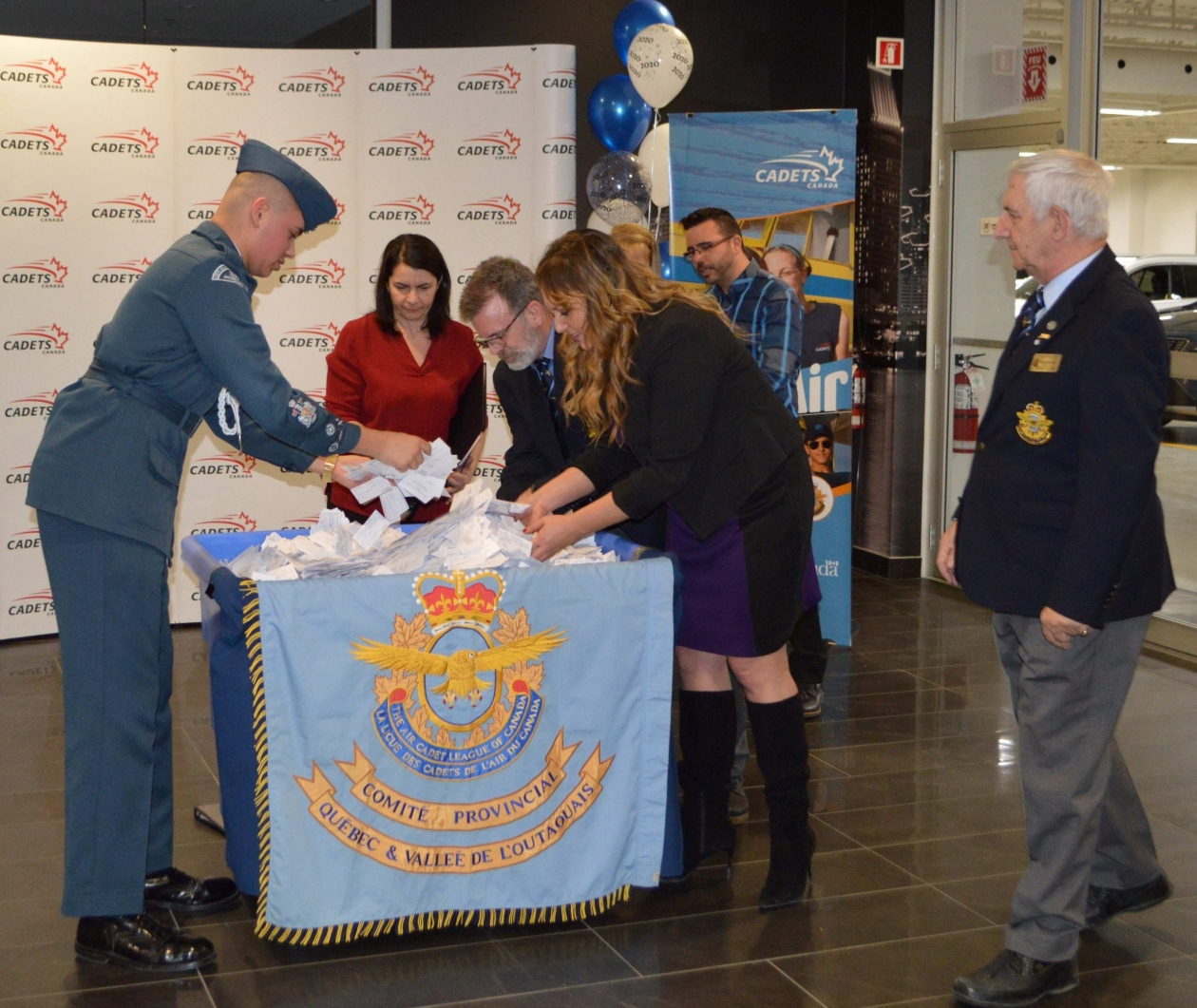 Image L'Auto-cadet 2019-2020 – Fundraising campaign